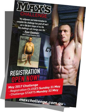 Transform your body!